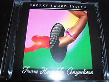 Sneaky Sound System From Here To Anywhere CD - Like New