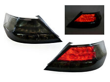 DEPO NO ERROR LED JDM Black Smoke Rear Tail Lights For 2009-2014 Acura TL 4G