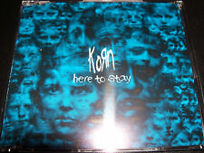 Korn Here To Stay  3 Track Remixes CD Single
