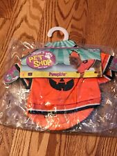 Pet Shop Pumpkin Pet Costume Halloween Rubies Dog X-small