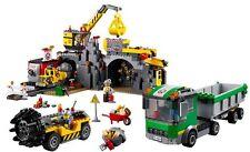 LEGO City  Bergwerk 4204   mit Anleitung