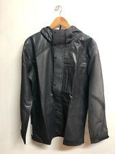 Puma Men's Mesh Jacket Hussein Chalayan Collab Full Zip Jacket - Black - New