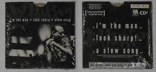 "Joe Jackson  I'm the Man  sealed U.S. promo 3"" cd  Card cover"