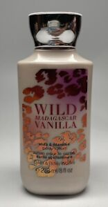 Bath & Body Works Wild Madagascar Vanilla Shea & Vitamin E Body Lotion-BRAND NEW