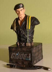GI Joe Flint Mini Bust Palisades Toys #1093 of 1200