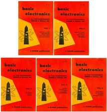 Basic Electronics - Vol. 1-5 (1955) - A Rider Publication - CD