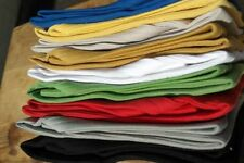 Camisetas de hombre blancas color principal negro 100% algodón