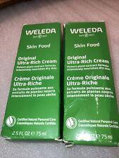lot of2 Welda Skin Food 2.5oz + 2.5 oz, 2 Pack Exp 10/2021 & 08/2021