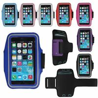 """iPhone 6 Plus 5.5"""" Armband Case for Sports, Cycling, Running, Jogging, Gym Cover"""