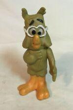 * 1969 Walt Kelly Pogo Howland Hoot Owl Vinyl Figure Figurine made in Japan