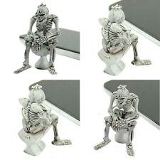 Jewelry Pendant Strange Toys Toilet Skeleton Skeleton Key Mobile Phone Chain
