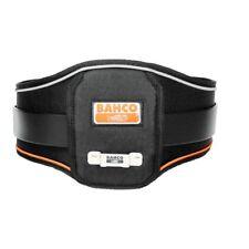 BAHCO Cinturón de Herramientas Resistente Totalmente Acolchado Negro 4750-HDLB-2
