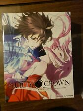Guilty Crown Part 1 Limited Edition Premium Box Set w/ Art Books (Blu-Ray) Anime
