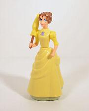 "RARE FOREIGN 1999 Jane 4.25"" Action Figure McDonald's EUROPE Disney Tarzan"