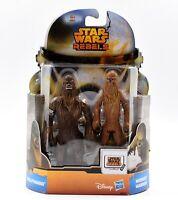Star Wars Rebels - Wullffwarro & Wookiee Warrior Action Figure 2-Pack