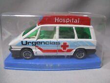 AH792 GUISVAL 1/43 RENAULT ESPACE CRUZ ROJA URGENCIAS HOSPITAL Ref 09002 IN BOX