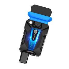 Ventilatore Raffreddamento ABS Ventola Aspirante Per Computer Portatile Per