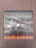 HAWKWIND - ROADHAWKS VINYL LP UAK 29919 UK A3 B2 READ DESCRIPTION BELOW