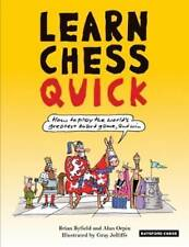 Learn Chess Quick: How to Play the World's Greatest Board Game, and-ExLibrary