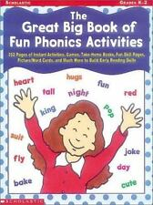 The Great Big Book of Fun Phonics Activities-ExLibrary
