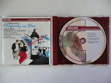 Gershwin Rhapsody in Blue & Addinsell Warsaw Concerto Philips 422 471 CD