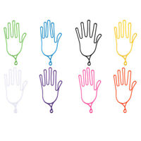 1pc Fits All Sizes Golf Gloves Rack Drying Frame Golf Accessories Gloves Rac PM