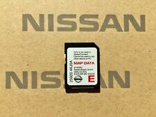NISSAN QASHQAI JUKE X-TRAIL SATNAV NAVI SD CARD 2017 EUROPE MAP 259204KJ0A
