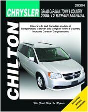Chilton Dodge Grand Caravan, Caravan Cargo and Chrysler Town & Country 2008-2012
