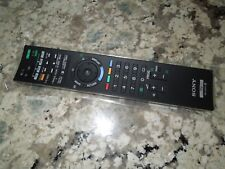 New Original SONY TV Remote RM-GD011 RMGD011 KDL-46NX700 KDL-52NX800 KDL-60NX800