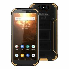 Blackview BV9500 Plus Rugged Waterproof Android Mobile Phone: 10000mAh Battry