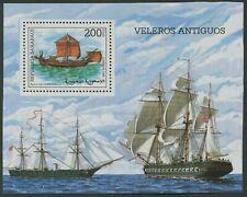 SAHARAUI - 1998 'ANCIENT SHIPS' Miniature Sheet MNH [C1901]
