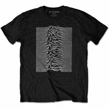 Joy Division: 'Unknown Pleasures' T-Shirt *Official Merch* *New Order / Factory*