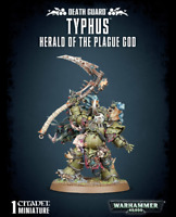 Typhus Herald Plague God Warhammer 40K Death Guard Chaos Space Marines Nurgle
