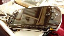 Consola De Juegos Sony Psp 1000 JDM UMD 5 X Juegos Gta Gran Turismo Castigador Película
