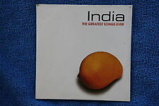 Greatest Songs Ever: India    - PROMO (REF BOX 33)