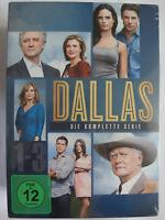 Dallas - Die komplette Serie - Texas Intrigen Seitensprünge Korruption Southfork