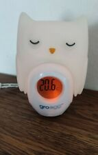 Gro Egg, The Colour Changing Digital Room Thermometer & Orla The Owl Shell