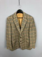 DAKS TWEED Jacket/Blazer - 44R - Check - Wool - Great Condition - Men's