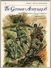 Military Ref. Book: The German Army 1914-18, Osprey Men-At-Arms Series #80