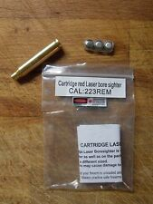 CARTUCCIA LASER COLLIMATORE CAL 223 rem carabina  Laser Bore Sight Sighter
