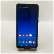 New listing Samsung Galaxy S8 Active Sm-G892A - 64Gb Camo Blue Gsm Unlocked Very Good