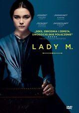 Lady M. DVD Szybka Wysyłka z Polski Lektor PL Lady M