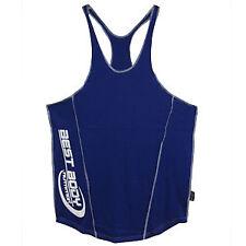 Best Body Nutrition Muscle Tank Top dunkel blau Träger Shirt Größe XXL