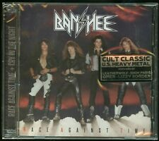 Banshee Race Against Time + Cry In The Night CD new