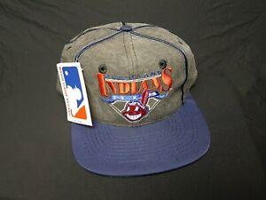 Cap - Cleveland Indians  - MLB - Vintage