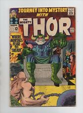 Journey Into Mystery #122 - Thor - Where Mortals Fear To Tread! - (3.5) 1965