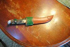 Edge Brand Large Handmade original buffalo skinner knife - Solingen - Germany