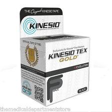 Kinesio® Tex Gold™ Tape (TWO)Rolls -  Black
