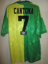 Manchester United Cantona 1992-1993 Newton Heath Football Shirt XXL /33125