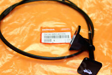 NEW Genuine 01 02 03 04 05 Honda Civic Hood Opener Release Cable w/ Handle